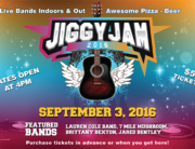 Jiggy Jam 2016 - Live Local Music Festival