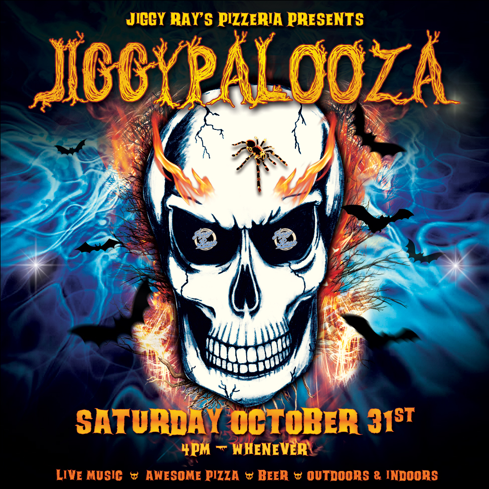 JiggyPalooza October 31st