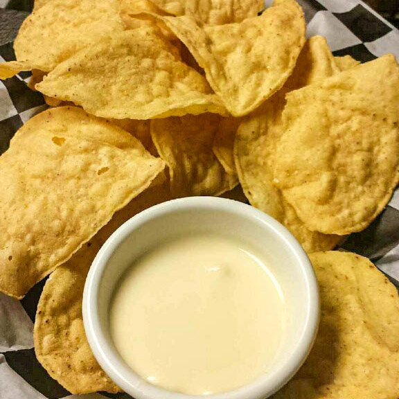 Chips & Beer Cheese Appetizer