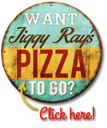 Jiggy Ray's Takeout Pizza