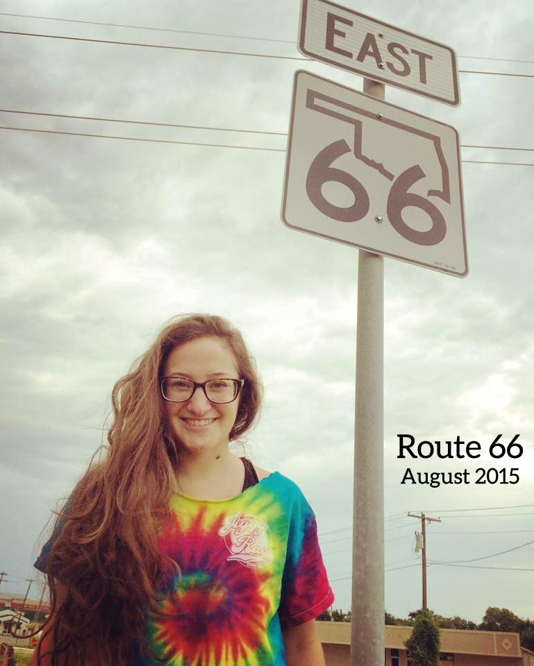 Jiggy Ray's T-Shirt on Route 66