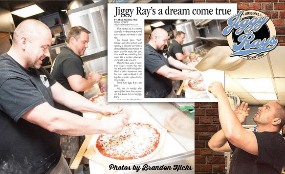 Jiggy Ray's Wins Reader's Choice Award