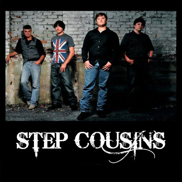 Step Cousins - local live music at Jiggy Ray's Pizzeria